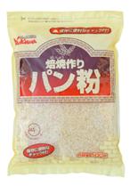 焙焼作りパン粉