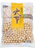 契約栽培北海道十勝産大豆