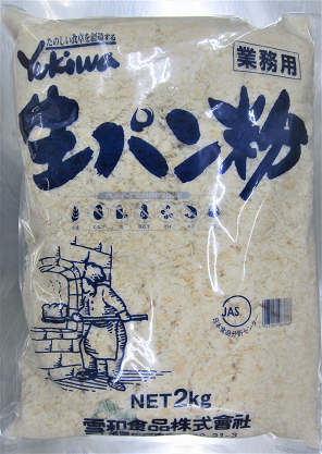 焙焼作り生パン粉A